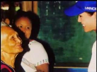 Интервью Анджелины Джоли про ее гуманитарную работу