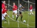 Лига Чемпионов 1999-00 Второй групповой раунд 4 тур Группа В Бордо - Манчестер Юнайтед