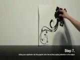 Как клеить наклейки (виниловую пленку, стикеры)