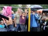 6-ти летняя девочка подтягивается на турнике 26 раз