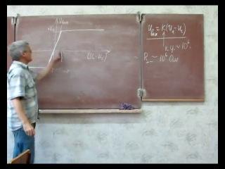 Электротехника и электроника. Лекция 18.
