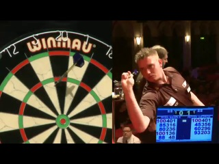 Richie George vs Ryan Searle (Winmau World Masters 2013 / Last 32)