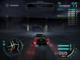 Гонка Истребитель в NFS Carbon на R8 Le Mans Quattro