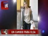 Cambio de look de Elsa Pataky