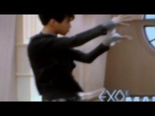 【EVERYSING】121003 EXO-K - MAMA NG未公開視頻