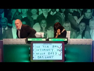 The Big Fat Quiz of the '90s