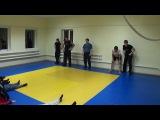 Русский стиль рукопашного боя.Боевые игры.Игра