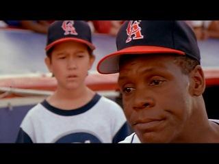 Ангелы у кромки поля / Angels in the Outfield (1994) (фэнтези, комедия, семейный)