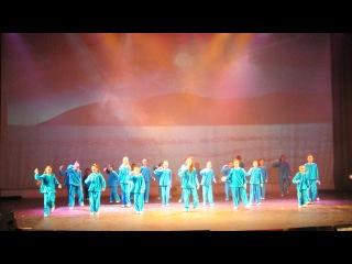 Наш второй  отчетный концерт в балете Аллы Духовой