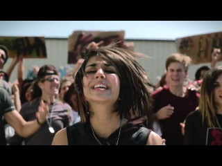 Headhunterz feat. Krewella - United Kids of the World (Official Music Video)