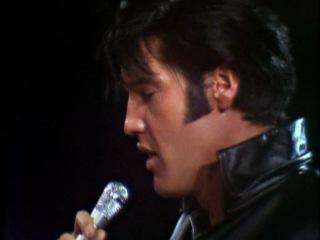 Elvis Presley Love me, tender...