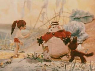 Волшебник изумрудного города старый мультфильм
