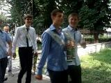 заходим в парк!!))