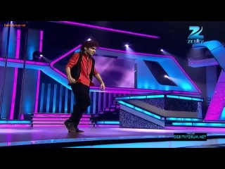 Raghav CrocRoaz Proposed Bipasha Basu in Slow Motion in Dance India Dance season 3 HD 720p