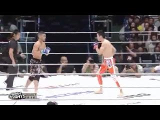 Шинья Аоки vs Тодд Мур