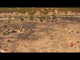 Жара в Австралии. Аделаида