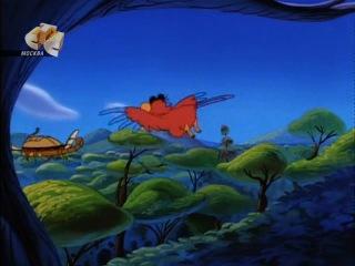 Аладдин (1994-1995) 52 серия- The Love Bug / Мелкие превратности судьбы