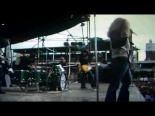 Led Zeppelin - Immigrant Song (Live 1972)