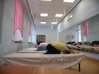 упражнения ЛФК при компрессионном переломе позвоночника (реабилитация)