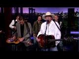 David Letterman ft. Alan Jackson - Blacktop (2013)