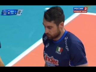 Волейбол / Чемпионат Европы 2013 / Мужчины / Финал / Россия - Италия / Весь матч