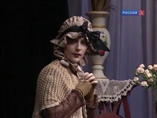 ВОЛКИ И ОВЦЫ Театр-мастерская П.Фоменко ч.2