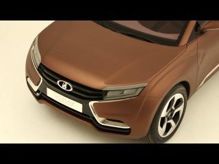 Кроссовер Lada XRay на смену Нивы