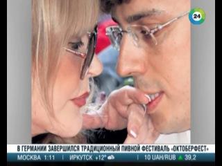 У Пугачевой и Галкина родилась двойня_ Лиза и Гарри - МИР24