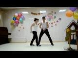 Надя и Руслан. Танец на 8 марта. Группа