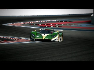 Teaser trailer Game developer SimBin Studios AB and publisher RaceRoom Entertainment AG