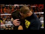 John Cena kiss AJ LEE