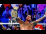WWE Night Of Champions 2012 - CM Punk vs John Cena Promo