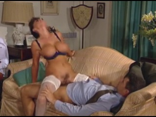Sarah Young Classic Busty Babe Vintage Porn