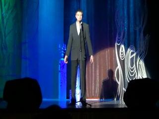 Выступление Егор Дегтярев.