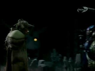 Могучие Рейнджеры: Дикий мир - 10 сезон, 14 серия.