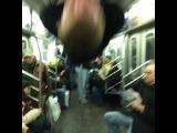 [Logan Poul] Subway Monkey (pt. 2) w/ [Jerome Jarre]