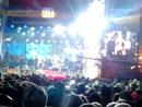 31.12.13. Кіеў. Мент на сцэне на Навагоднім канцэрце на Майдане. :