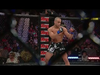Эдди Альварез vs. Шинья Аоки (Bellator 66: Alvarez vs. Aoki)