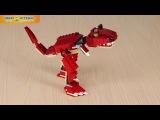 Конструктор LEGO Creator 3 in 1 (Лего Криэйтор 3 в 1) «Динозавр-хищник»