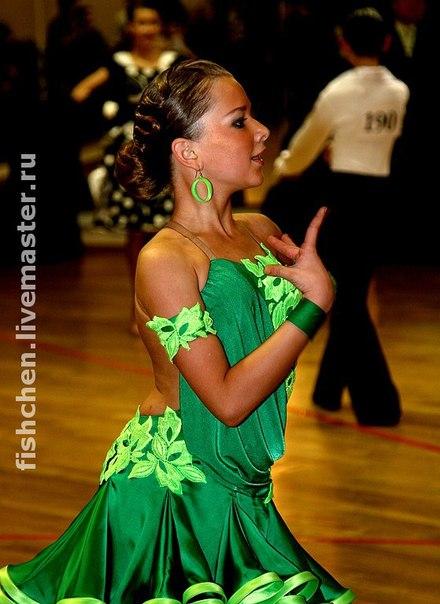 фото латина платье юниоры 1