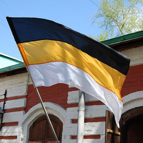 имперский флаг тема