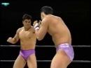 Nobuhiko Takada vs Masahito Kakihara