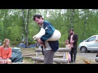 Милош Ловчинский играет на волынке - ч.2 (Семейный круг - 2012)