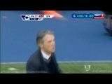 38 Тур: Манчестер Сити 3 : 2 Куинз Парк Рейнджерс