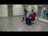 Студия фитнеса ZIMA.Приватный танец для любимого(