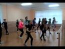 Наш танец Хип Хоп)