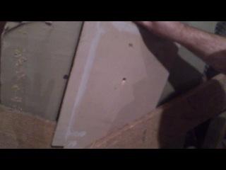 Отстрел травматического пистолета ТТ ЛИДЕР-М, калибр 11,43*32т