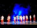 Мы на шоу концерте танцевальной группы  Тодес!!!!!