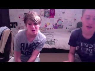 Justin Bieber - As Long As You Love Me (Music Video) Lip Sync - Sam Hall ft Daniel J