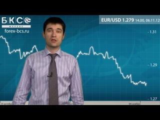 Обзор валютного рынка от 06.11.12 #инвестиции #заработок #трейдинг #бизнес #деньги #финансы #forex #форекс